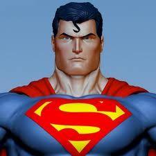 SUPERMAN il secondo supereroe più forte