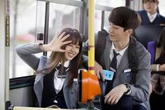 Who Are You: School 2015 Yook Sungjae, Btob, Who Are You School 2015, Kim Sohyun, Drama School, Get A Boyfriend, Joo Hyuk, Drama Korea, Korean Artist