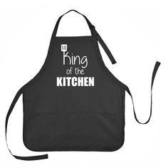 Kitchen apron Crafts apron Cute apron Frosty blue gardeing apron Home apron Teacher apron.