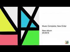 10 ans après leur dernier disque, New Order revient! Un nouvel opus est attendu le 25 septembre 2015 et portera le nom de, Music Complete. Un premier extrait vient de nous parvenir, Restless. A écouter...
