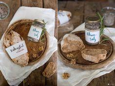 DIY Olivensalz selbermachen - Mitbringsel zur Einweihungsparty oder DIY Gastgeschenk - Kreativfieber.de