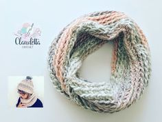 Hello Everyone, Today, I am going to show u how to crochet this super easy Winter COWL. It's really easy and fun to make! Great for Beginners. Yarn I used: K. Crochet Scarves, Crochet Shawl, Knit Crochet, Crochet Crafts, Easy Crochet, Beginner Crochet, Crochet Blanket Patterns, Baby Blanket Crochet, Crochet Snowflakes