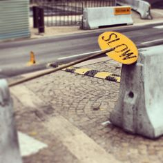 Slow sign @sydney