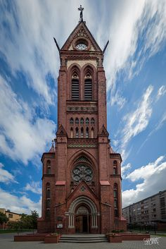 Latvian Cathedral