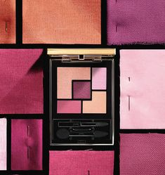 Yves Saint Laurent Couture Palettes for Summer 2014