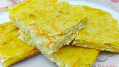 Zucchini Puffer, Spanakopita, Vegetable Recipes, Allrecipes, Cornbread, Quiche, Main Dishes, Low Carb, Food And Drink