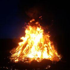 Traditional Valpurgis day fire at Malingsbo, Dalarna! FIRE!!!