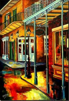 Mysteries of the French Quarter by Diane Millsap
