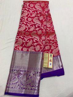 Wedding Saree Blouse, Pattu Saree Blouse Designs, Saree Trends, Indian Wedding Jewelry, Half Saree, Silk Sarees, Pure Products, Clothes, Dresses
