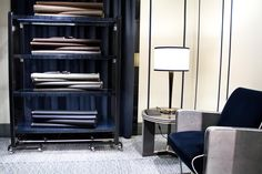 Get a glimpse at Larusmiani Concept Boutique on #viamontenapoleone #milan