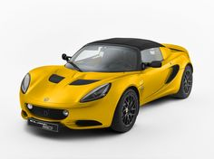 #Lotus Elise 20th Anniversary Special Edition