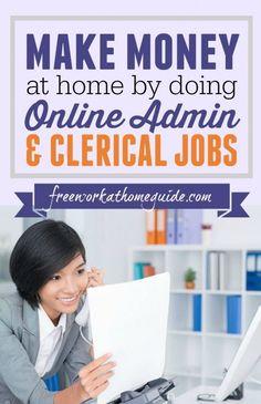 real money making at home jobs