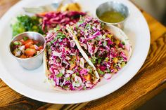 The Ultimate Guide To L.A.'s BEST Cheap Eats #refinery29  http://www.refinery29.com/cheap-food-los-angeles#slide1  Fresh Corn Grill Fresh Corn Grill makes our list for its slew of ultra-healthy, filling, and reasonably priced meals. Even the side dishes are diet-friendly — think grilled asparagus, sauteed kale, steamed broccoli, and more. No greasy fries here!    Our Fave Dish: Grilled Chicken Taco Plate, $9Fresh Corn Grill, click here for locations Caffe Latte This cute spot in an ...
