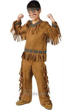 trajes de apache para niño - Buscar con Google