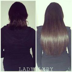 Deze dame wou graag langer haar. Er zitten 4 banen in. Er is gewerkt met 1 pak LADY LXRY HAAR, Virgin 8A Grade, 45 cm, kleur 1b. Totale eenmalige kosten €135  #braid #brunette #extensions #enschede #hairweave #haarweave #haar #haarextensions #haarverlenging #hair #hairextensions #instahair #korthaar #longhair #langhaar #ladylxryhaar #ladylxry #makeover #Overijssel #twente #virginhaar #virginhair #volume #verlenging #weavehaar #weave #weavehair