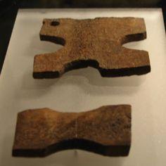 Viking age thread winders