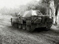 Jagdpanther  #worldwar2 #tanks