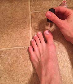 Your 7-Minute DIY Pedicure