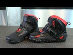 ▶ S&S Full Battle Rattle Boots | Motorcycle Superstore - YouTube
