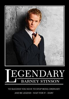barney stinson, how i met your mother, himym
