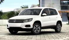 Volkswagen Tiguan 2014 White