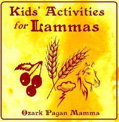 Kids' Activities for Lughnasadh / Lammas / Freyfaxi