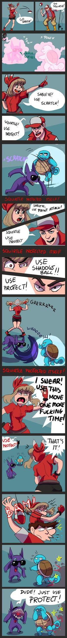 Pokecomic by julitka.deviantart.com on @DeviantArt