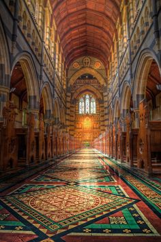 St.Paul's Cathedral – Melbourne Photo Blog