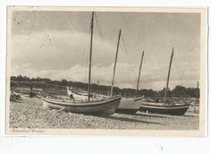 Cranz, Fischerboote am Strand II