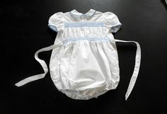 Baby Boy's Vintage French 'Bubble' suit ...is this adorable...!