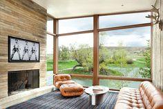 Riverside Montana ranch: Big Timber Residence