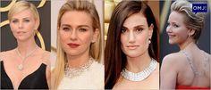 Oscars 2014 Jewelry Trend: Statement Necklaces