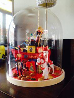 Sinterklaas thema stolp