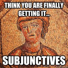 The Horrors of Latin Grammar Revisited (subjunctives, supines, gerund[ive]s, ablatives, irregular verbs)