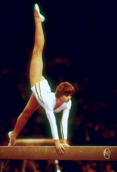 The incredible story of Nadia Comaneci | Worldation