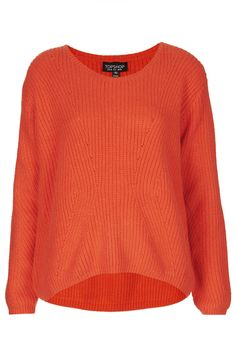 933161a6ac topshop orange jumper 2014 - Google Search