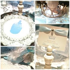 Design {Freebie} | Princess Cinderella Free Printables & Table Styling
