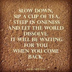 Sometimes it's that perfect cuppa tea that gets you through the tough days #steepedtea #inspiration http://www.steepedtea.com