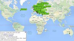 PE4BAS Amateur Radio Weblog: RX VK 160m JT65A