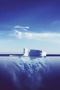 Incredible iceberg