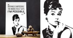 If Audrey says... it must be true! ;)