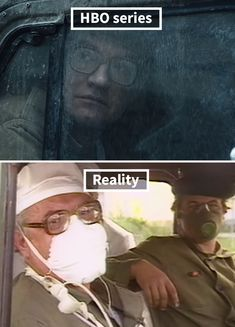 The majority of us have probably already seen or at least heard of the HBO miniseries, Chernobyl. Chernobyl 1986, Chernobyl Disaster, Chernobyl Nuclear Power Plant, Nuclear Energy, Side By Side Comparison, Nuclear Reactor, Hbo Series, Chef D Oeuvre, Bored Panda