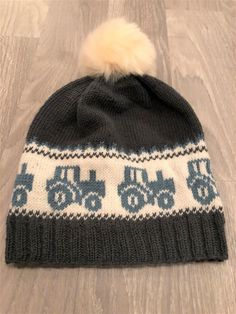 NYHETER - www.tilnytteogglede.com Beanie, Knitting, Hats, Fashion, Moda, Tricot, Hat, Fashion Styles, Cast On Knitting
