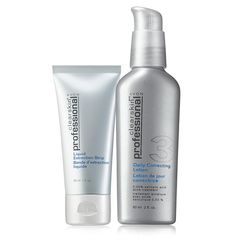 A $31 value, the collection includes: Liquid Extraction Strip - instantly strips away pore-clogging dirt & oil. Goes on liquid, peels off dry. Daily Correction Lotion - shrinks the look of pores. Regularly $18.00, shop Avon Skincare online at http://eseagren.avonrepresentative.com