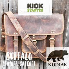 @Regrann from @kodiakleatherco -  Kickstarter campaign is LIVE!! We have worked hard to develop these leather products in response to suggestions from our customers. Join us as we launch on Kickstarter this morning! We need your help and support. Back us and pre-order your Kodiak Leather product and share this with anyone you think would like to see these products come to life!!! THANK YOU for your support!! (Link to Kickstarter in bio) #kickstarter #kickstartercampaign #buffaloleather…