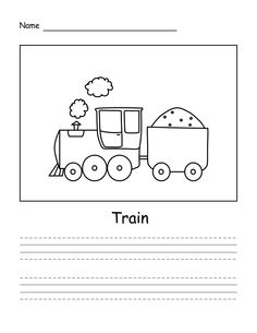 How to draw Name Train, Easy Drawings, Creations, Comics, Learning, Words, Children, Fictional Characters, Art