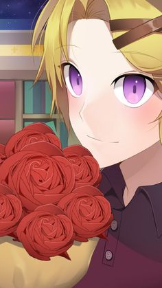 Yoosung wants to be your 'Pre-Girlfriend'!