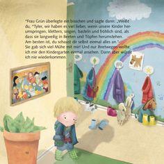Leseprobe Personalisierte Kinderbücher Kindergarten