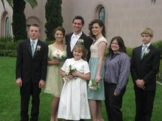 Maries kids at Stephens wedding. He wed Claire in 2011 and went on to have son Stephen Jr in 2013.  He is the only biological son of Marie and Steve Craig from their 1st marriage 1982-85. They remarried in 2011.