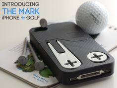 THE MARK: Perfect Harmony Between Golf and the iPhone 4S by Greg, Drew, and Greg, via Kickstarter.